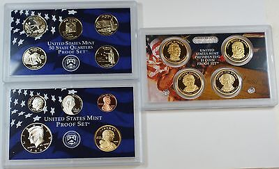 10 Beautiful GEM Coins w// Box /& COA 2006 US Mint Clad Proof Set