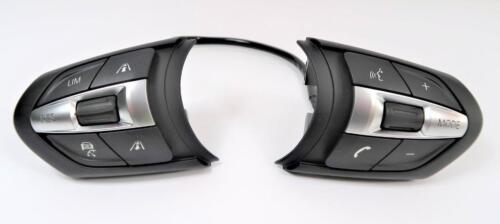 BMW F10 F11 F07 F12 F13 F06 M Sport steering wheel multifunction control buttons