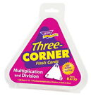 Trend Three Corner Flash Cards T1671 Tept1671