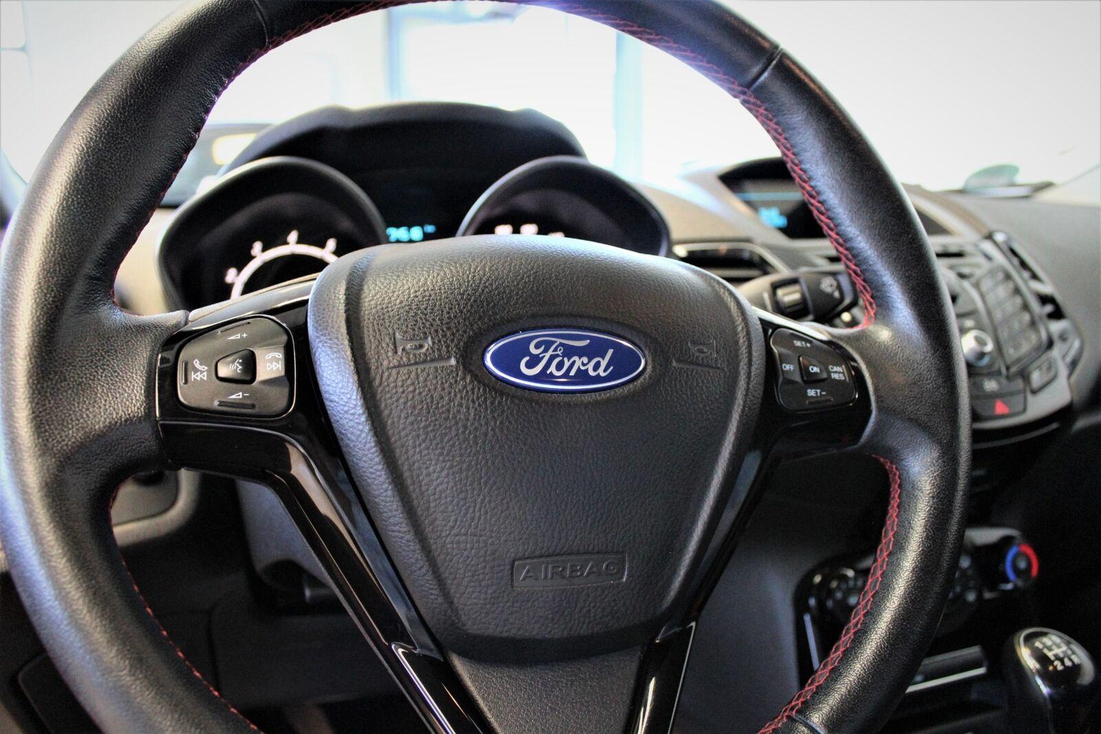 Ford Fiesta 1,0 SCTi 140 Red Edition - billede 7