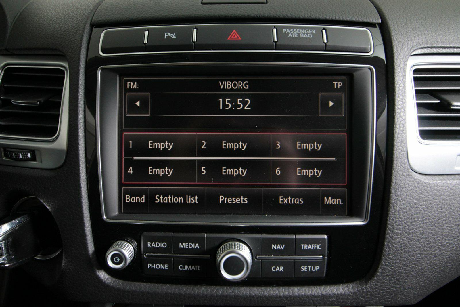 VW Touareg V6 TDi 262 Tiptr. 4M
