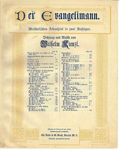 034-Geistliches-Lied-034-aus-Der-Evangelimann-von-W-Kienzl-uebergrosse-alte-Noten