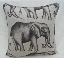 Harlequin Fabric Cushion Cover 'Savanna' Linen/Viscose Mix ~ Amazilia Collection