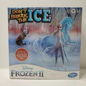 Don't Break the Ice - Disney's Frozen II Edition - Hasbro - Brand New / Sealed