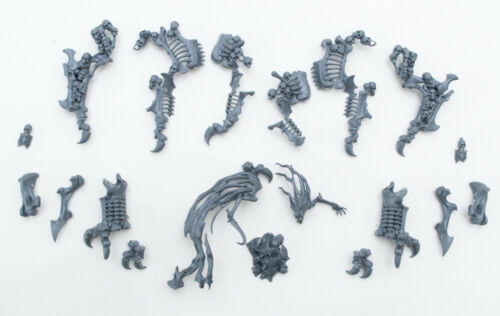 G1977 Legions of Nagash Deathlords Mortarch Dread Abyssal Legs