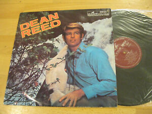 LP-Dean-Reed-Same-Love-Resister-Original-UDSSR-Vinyl-AMIGA-DDR-8-55-304