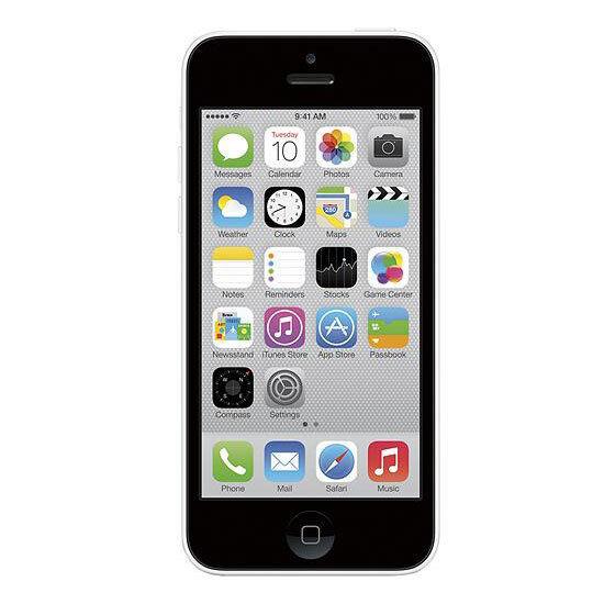 "Apple iPhone 5C 32GB ""Factory Unlocked"" 4G LTE Smartphone"