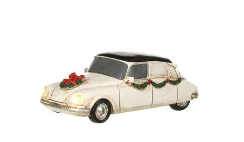 Modellbau, Weihnachtsdorf Scheinwerfern mit bel beige LUVILLE Citroen