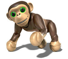 Zoomer Chimp interactive pet by Spin Master, new sealed in box. MIB