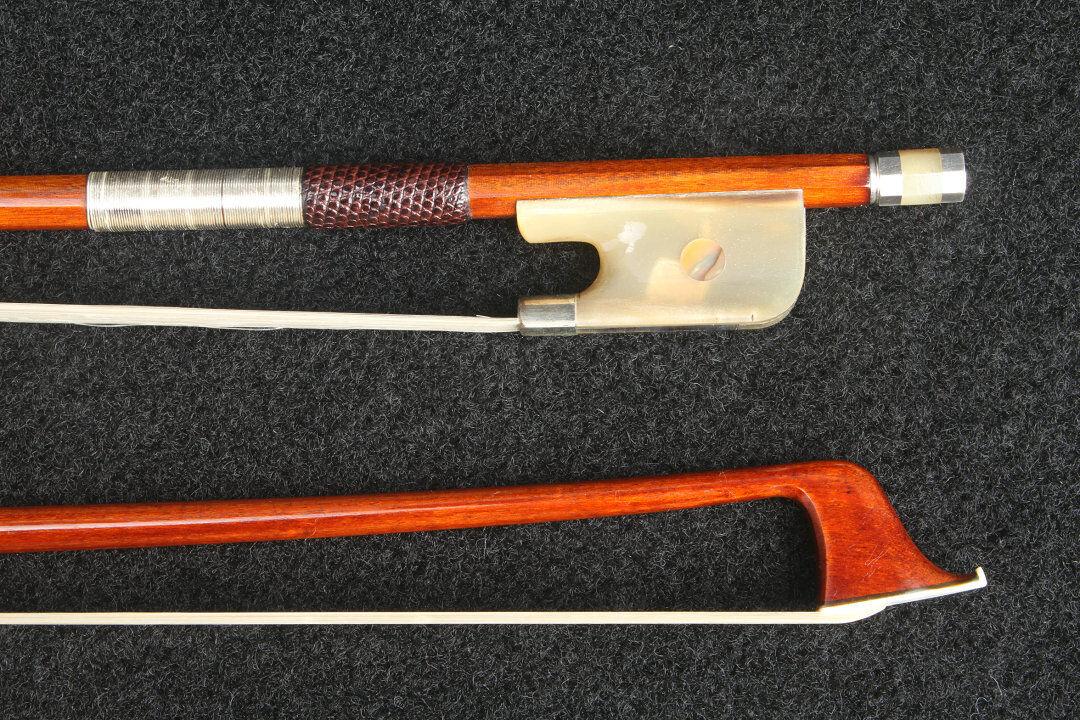 E.Sartory Modell Cello Cello Cello Bogen Celli Bogen Fernambuk Cello Bow 4 4 78-81g 2286ad