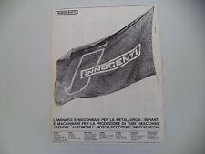 advertising Pubblicità 1965 INNOCENTI AUTO SCOOTER MOTOFURGONI