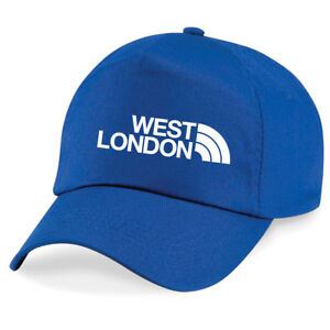 West London Queens Park Rangers QPR Football fan Baseball Cap 7 ... 78d9e4d597a