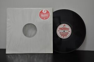 Johnny Dangerously - Oz & Storm  This Is The Situation/Do You Like The Bass LP
