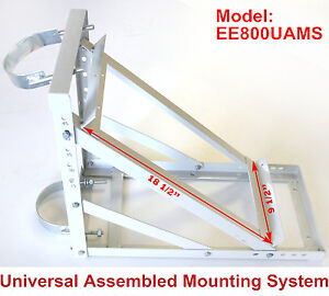 Universal Assembled Standard Solar Panel Mounting System ...