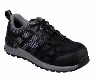 Cuadrante verbo cómodo  Skechers Work bulklin Lyndale Zapatillas Zapatos para mujer Compuesto  Puntera De Seguridad 77273EC | eBay