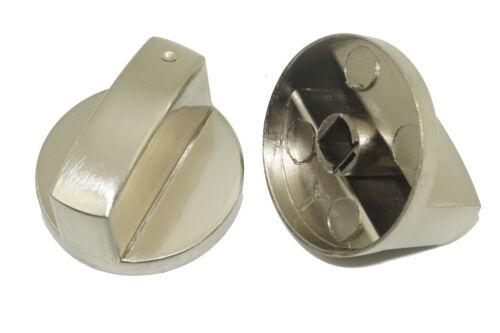 Gas Oven Control Knob Universal Design Stove Range Stainless Switch Knob x4pcs