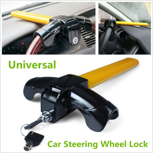 T Style Car Steering Wheel Security Lock Anti Theft Lock Anti-Theft Device Kits