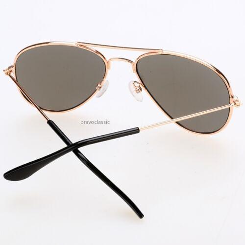 Fashion Boys Girl Kids Unisex Retro Glasses UV400 Protective Sunglasses Stylish