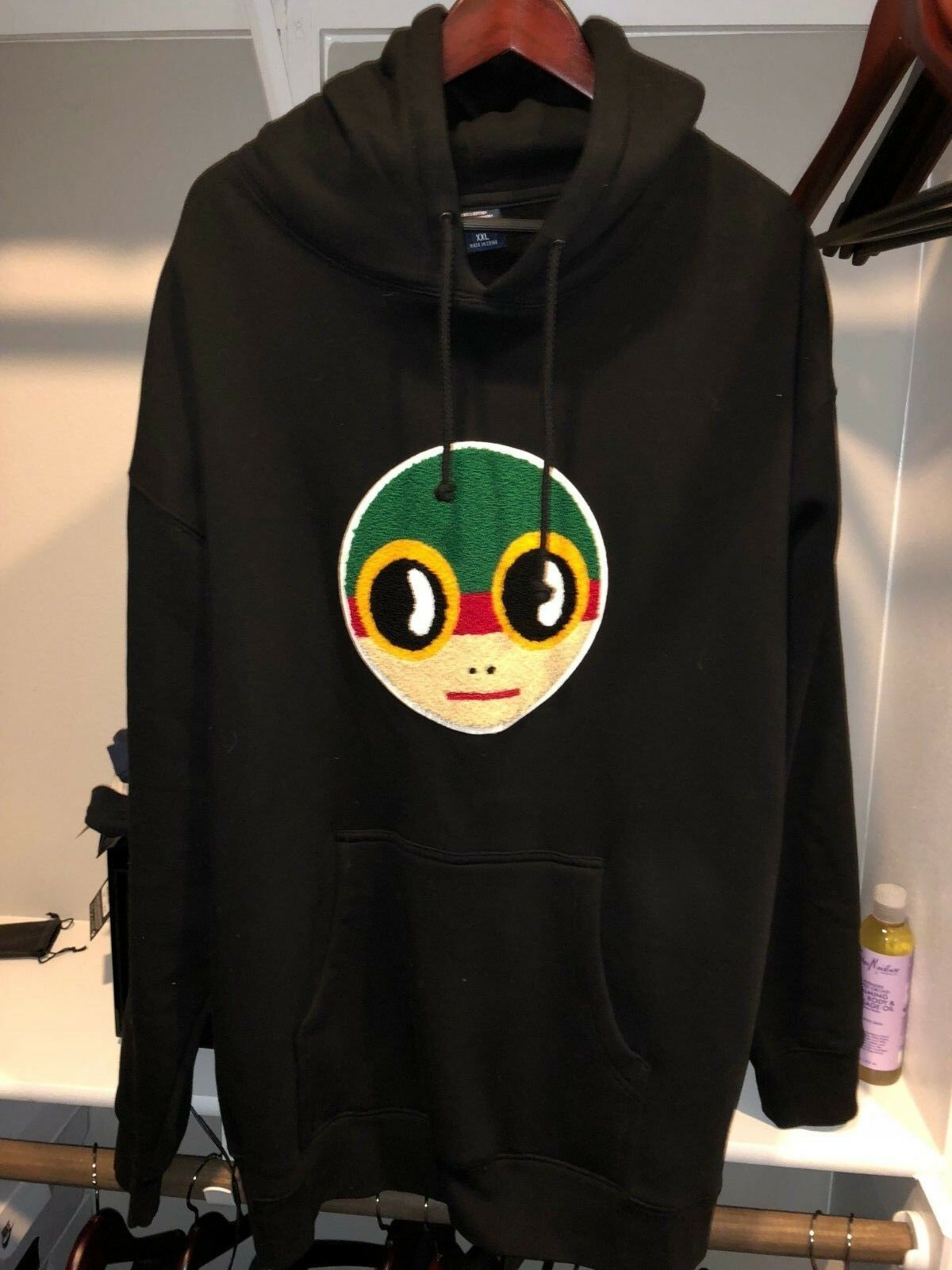 Brand New 2013 Hebru Brantley FlyBoy Sweatshirt XXL