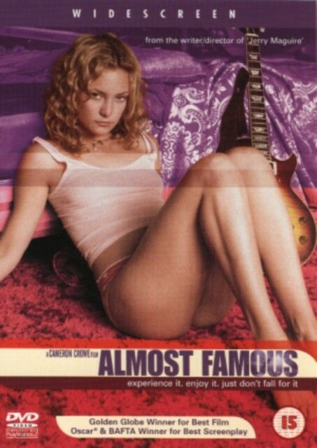 Almost Famous DVD Neue DVD (CDR32180)