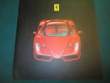 Ferrari Enzo Design Brochure / Press Kit / Book / Catalogue Print # 1917/03