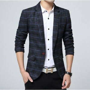 Hochwertig Image Is Loading High End Fashion Jacket Men 039 S Fashion