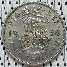 GREAT BRITAIN - 1950 - 1 Shilling George VI #CAVS