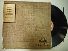 33 RPM Vinyl Ravel Bolero Andre Cluytens Angel ANG. 35102 121514KME
