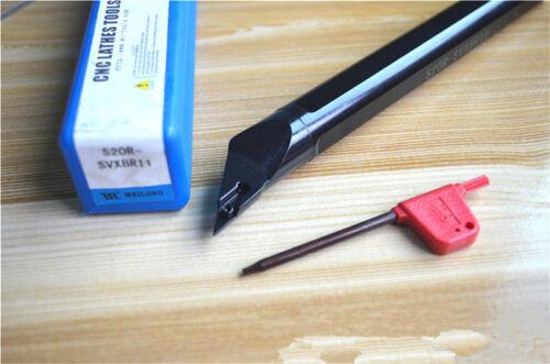 S20R-SVXBR11 20×200mm Lathe Internal Turning Tool Holder Boring Bar For VBMT1103