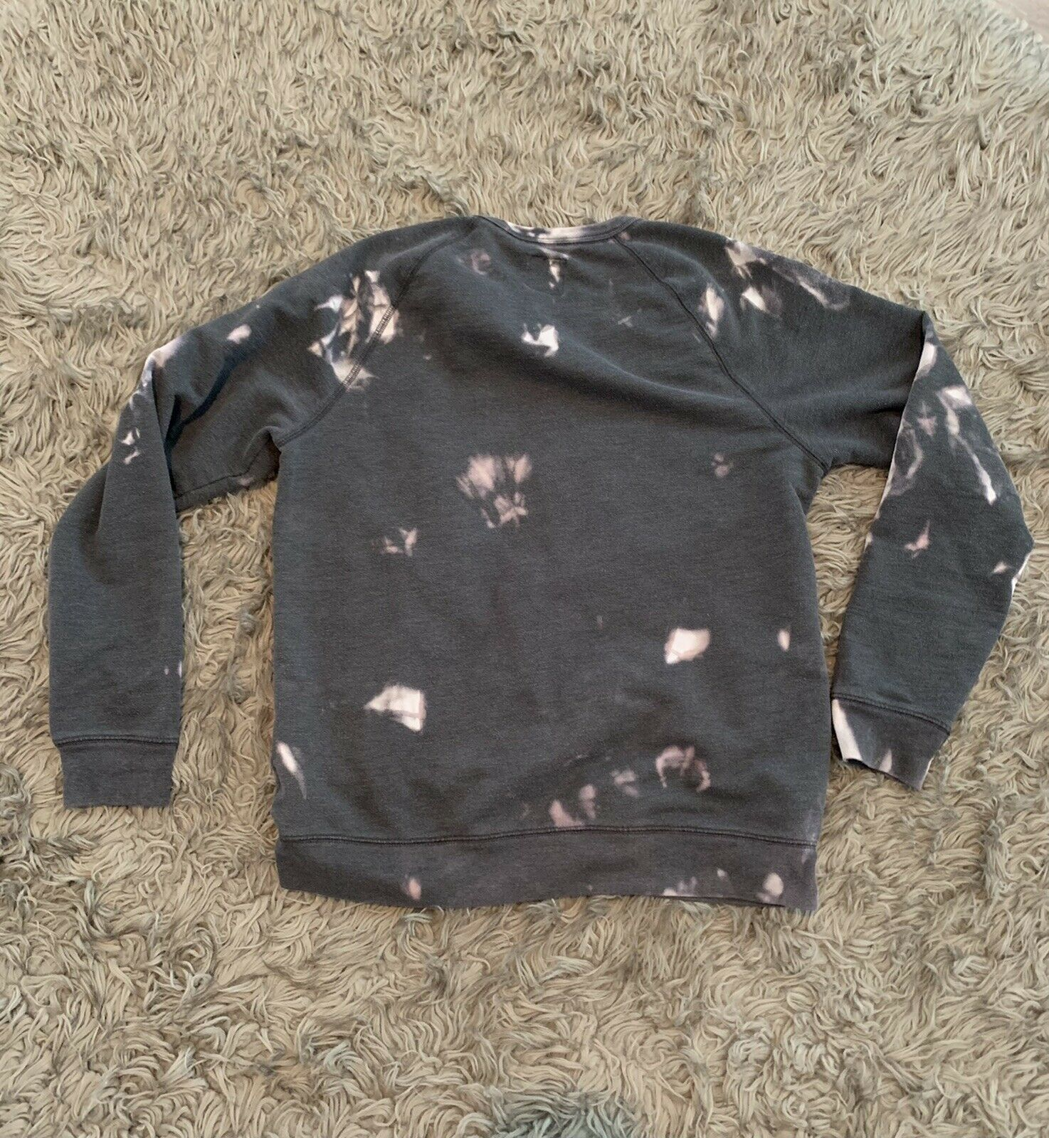 Sweatshirt Tie Dye , Tie Dye Sweater Size Medium … - image 3
