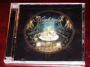 Details about Nightwish: Decades - Best Of 1996 - 2015 2 CD Set 2018  Greatest Hits NB USA NEW