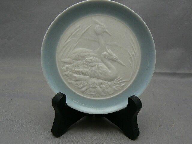 Lladro - 16162 - Resting (Plate) - MIB