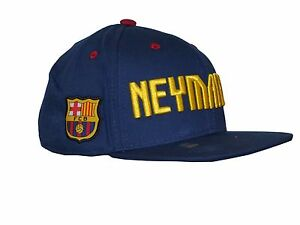 9552fdcbcf3 FC Barcelona Kid s Youth Snapback Hat Cap Lionel MESSI 10 soccer ...