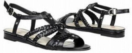 Skechers Cali Women&#039;s Meditation-Sti<wbr/>ll Sky Flat Sandal Women&#039;s Size 10