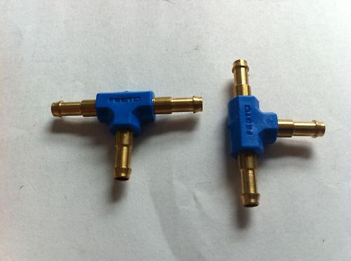 Festo T-PK-3 T-Stecknippelverschraubung 7267 1 Stück