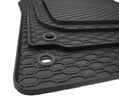 NEU VW Gummimatten Touran 1T Fußmatten Cross Original Qualität 4x Matten oval