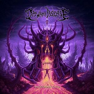 Dawn-Of-Disease-Ascension-Gate-NEW-CD