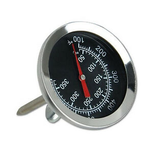 Cooking Oven Thermometer Stainless Steel Probe Thermometer Food Meat Gauge350 ER
