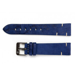 20mm-ColaReb-Matera-Mens-Blue-Sheepskin-Leather-Made-in-Italy-Watch-Band-Strap