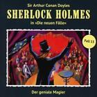 Sherlock Holmes - Neue Fälle. 13. Der geniale Magier (2014)