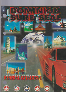 Dominion-Sure-Seal-General-Catalogue-2000s-Adhesives-Tapes-Cleaners