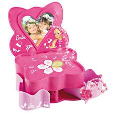 Carácter de Barbie Caja Mágica Secreto Electrónico rosa con efecto de luz y sonidos