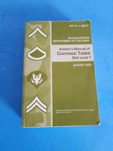 Warrior Tasks and Battle Drills, WTBD (STP 21-1-SMCT ...