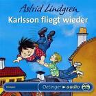 Karlsson fliegt wieder. CD von Astrid Lindgren (2008)
