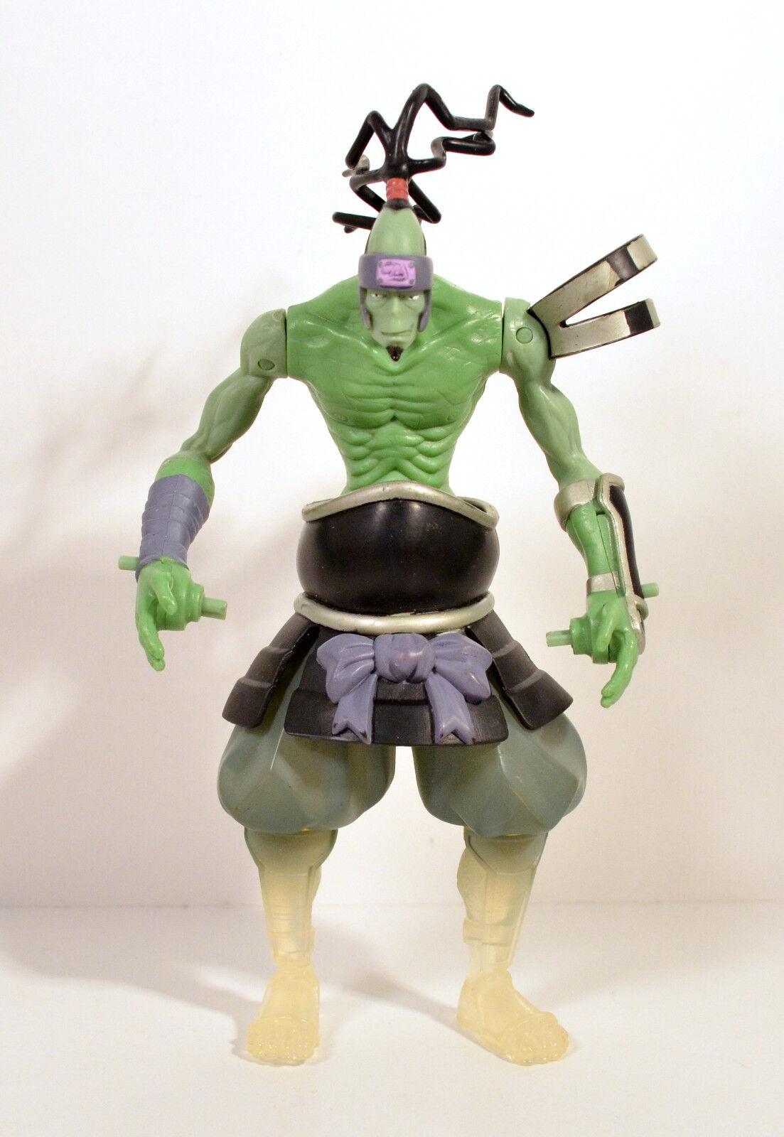 2004 Tokageroh 7.5  Mattel Action Figure Naruto Shaman King Shonen Jump