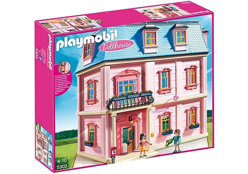 Playmobil 5303 Dollhouse - Haus Puppen Romantische - - - Neu und sealed 17a455