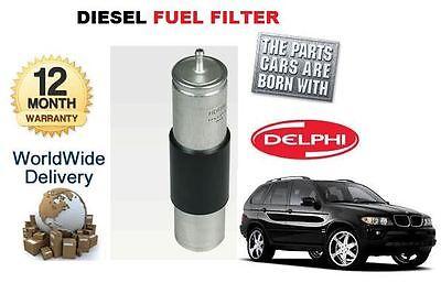 Zelte & Strandmuscheln Liberal Für Bmw X5 E53 3 Sport 0d 218bhp 2993 Ccm 12/2003> Diesel-kraftstoff-filter Halten Sie Die Ganze Zeit Fit