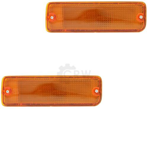 89-97 Blinker Frontblinker Set für Toyota Hilux LN//YN 2WD Bj
