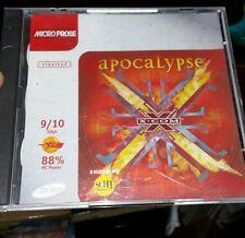 Microprose X-Com Apocalypse  PC GAME- FREE POST