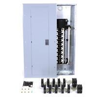 Ge 200-amp 32-space 40-circuit Copper-bus Home Indoor Main-breaker-box Panel